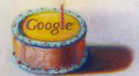 Поисковой системе Google 12 лет!