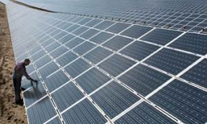 Солнечная электростанция в Сахаре