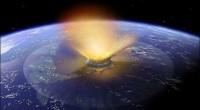 Последствия падения астероида в океан