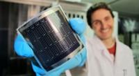 Солнечные батареи с высоким КПД