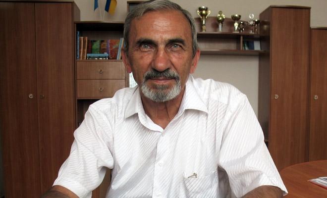 Анатолий Плотников, профессор из Луганска