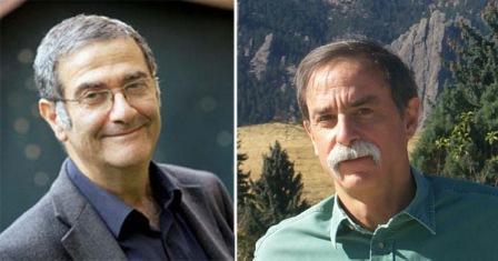 Серж Арош и  Дэвид Вайнленд - Лауреаты Нобелевской премии по физике 2012