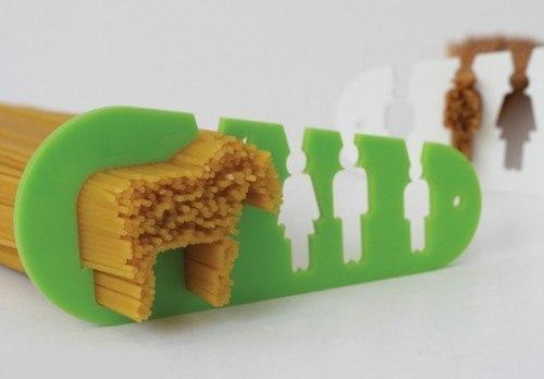 Измеритель необходимого кол-ва спагетти