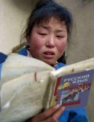 Русский язык - еще цветочки
