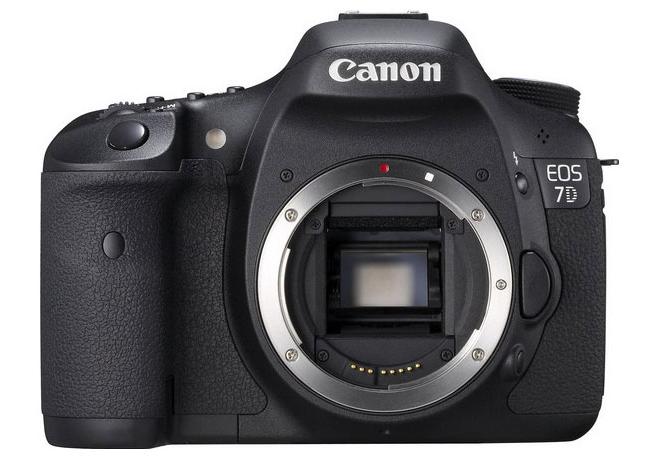 Фотоаппарат Canon EOS 7D DSLR